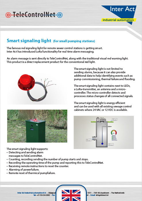 Handout - Smart Signaling Light